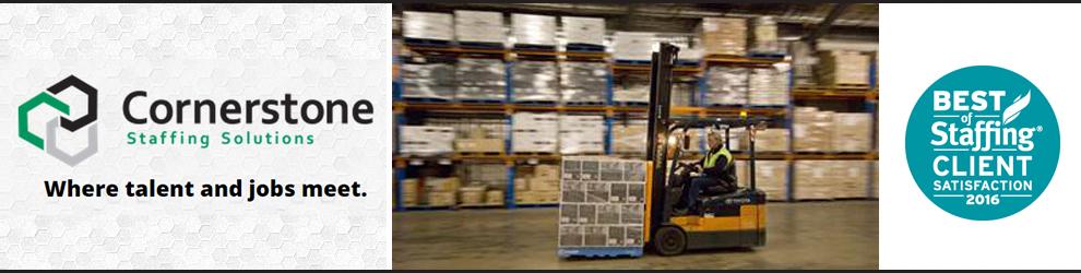 Warehouse Associate Jobs in Hayward CA Cornerstone Staffing – Warehouse Associate Job Description
