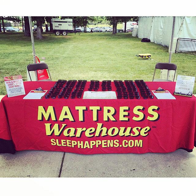 Work at Mattress Warehouse