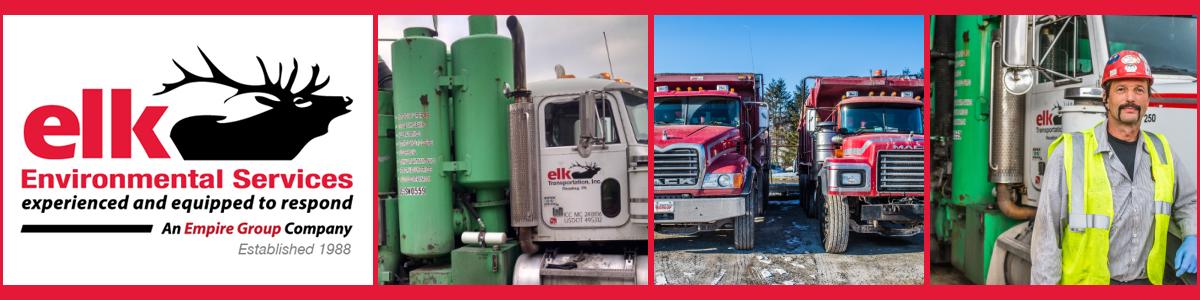 CDL Hazmat Driver Jobs in Reading PA Elk Environmental Services – Hazmat Driver