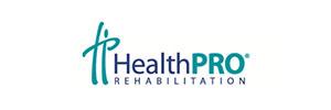 Healthpro RehabilitationLogo