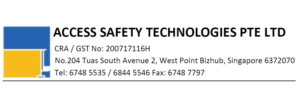 Access Safety Technologies Pte Ltd