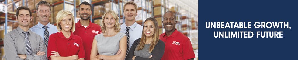 Warehouse Associate at Uline Canada