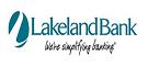 Lakeland BankLogo