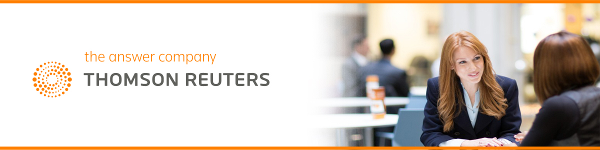 Enterprise Field Sales Executive, Thomson Reuters (Home