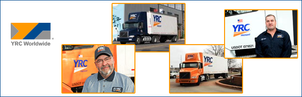 Yrc Freight Dock Worker