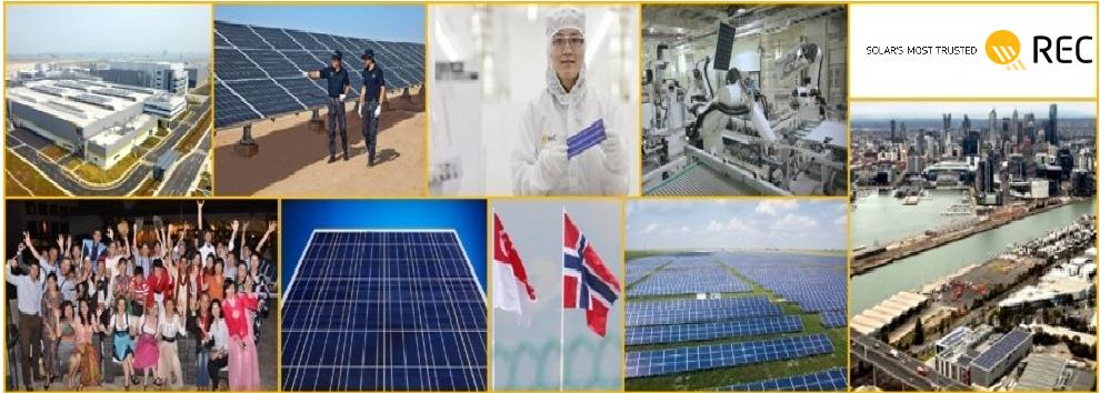 REC Solar Pte Ltd