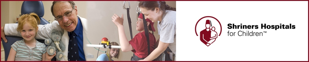 Physical Therapy Assistant at Shriners Hospitals For Children