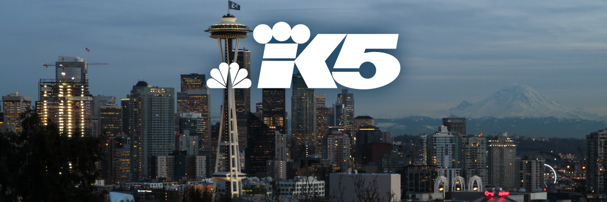 Weather Anchor at KING 5