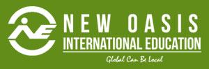 New Oasis International Education LLC.Logo