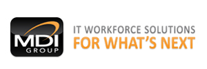 MDI Group - IT Workforce Solutions for What's NextLogo
