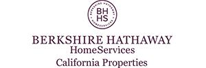 Berkshire Hathaway HomeServices California PropertiesLogo