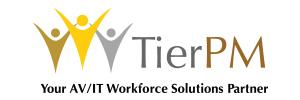 TierPM AV/IT Staffing SolutionsLogo