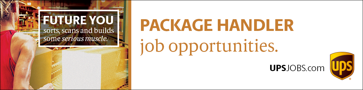 Package Handler (17:30-22:30) at UPS