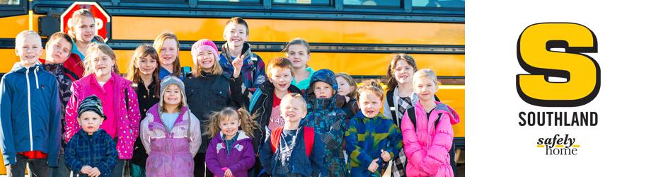 School Bus Driver - Tofield, AB at Southland Transportation Ltd.