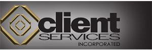 Client Services, Inc.Logo