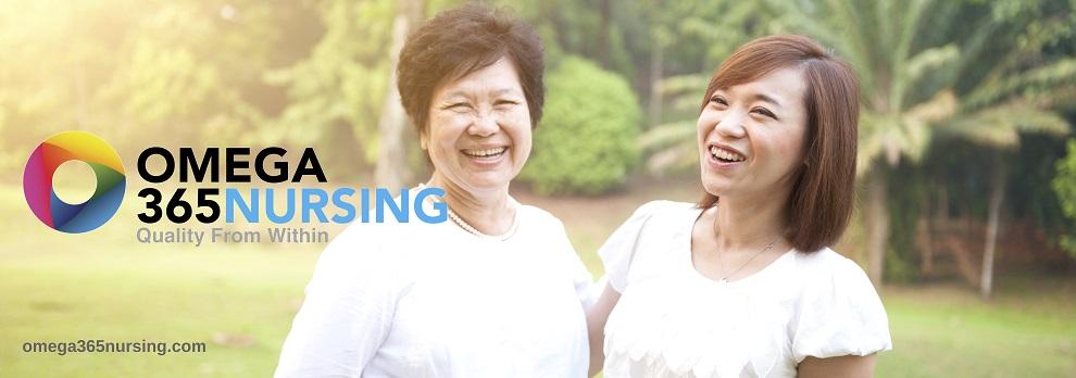 Omega 365 Nursing Pte Ltd