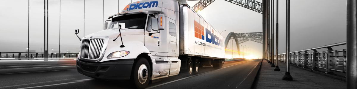 Commis d'entrepôt (Warehouse employee) at Dicom - GLS Logistics Systems Canada Ltd