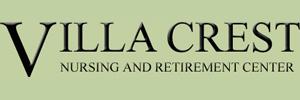 Villa Crest Nursing and Retirement CenterLogo