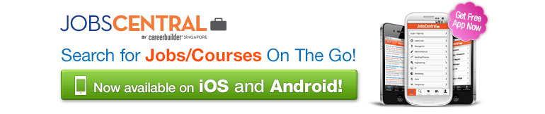 JobsCentral Mobile App