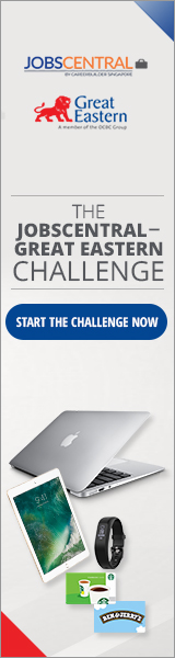 2017 JobsCentral- Great Eastern Challenge