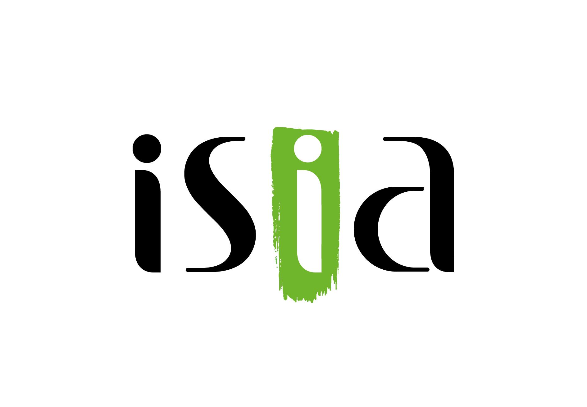 Logo isia rvb