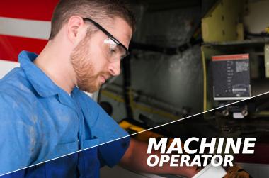 for machine operators