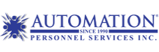 Automation Personnel Services Inc Talent Network