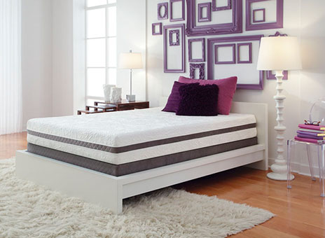 Serenia Sleep 8-inch Natural Latex Foam Combo Mattress, Twin Compare Prices