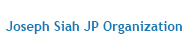 Joseph Siah JP Organization - JPO Talent Network