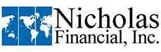 Jobs and Careers atNicholas Financial>