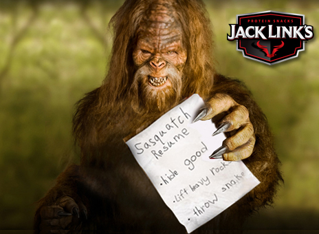 Jack Link's Beef Jerky Talent Network