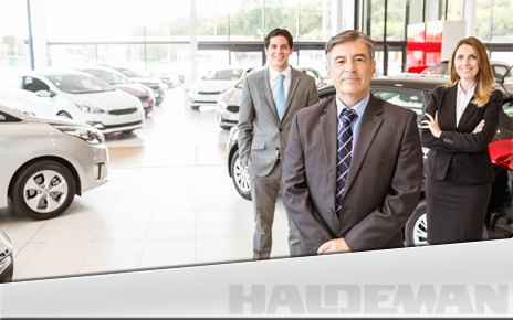 car dealer job